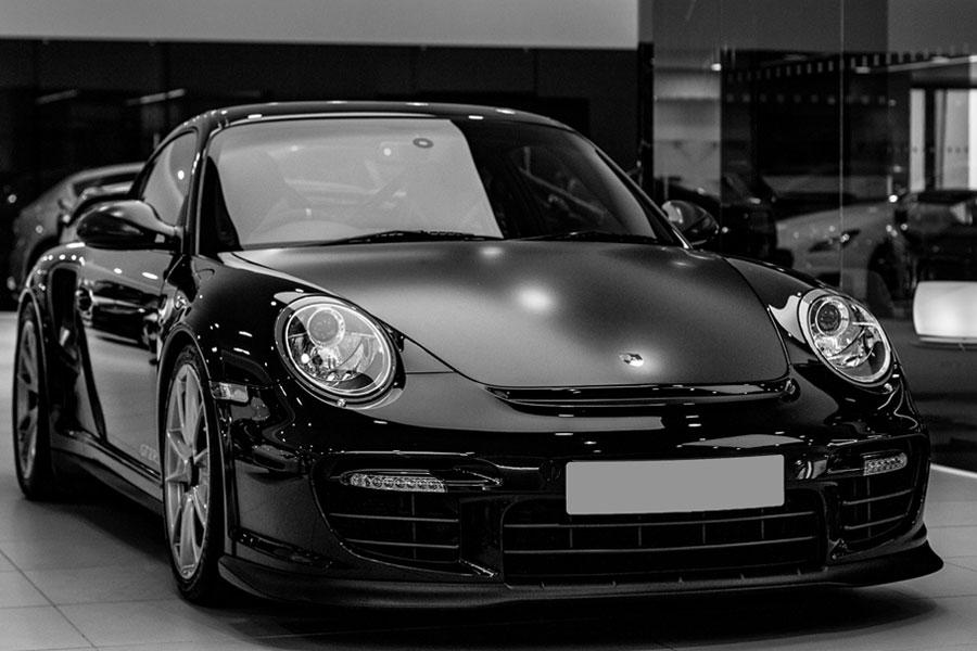 Porsche 911 Service centre